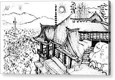 5.24.japan-5-detail-c Acrylic Print