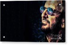 Ringo Starr Collection Acrylic Print