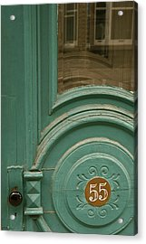 55 Acrylic Print by Art Ferrier