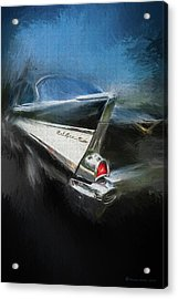 57' Belair Acrylic Print by Marvin Spates