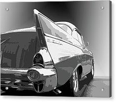 57 Chevy Acrylic Print