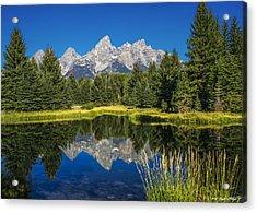 #5700 - Shwabakers Landing, Wyoming Acrylic Print