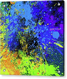 Abstract Composition Acrylic Print