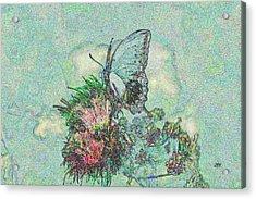 5846 4 Acrylic Print by Jim Simms