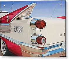 59 Dodge Royal Lancer Acrylic Print