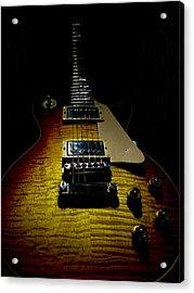 59 Reissue Guitar Spotlight Series Acrylic Print