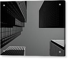 Abstract Architecture - Toronto Acrylic Print