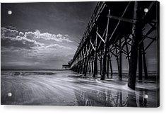 Folly Beach Acrylic Print