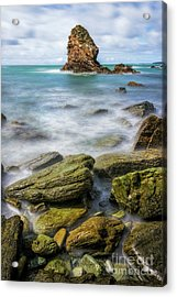 Acrylic Print featuring the photograph Gwenfaens Pillar by Ian Mitchell