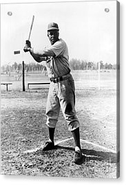 Jackie Robinson (1919-1972) Acrylic Print by Granger