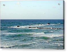 Jaffa Beach 4 Acrylic Print