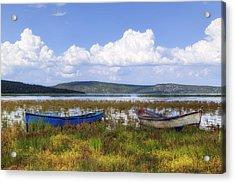 Lake Beysehir - Turkey Acrylic Print by Joana Kruse