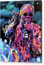Lester Chambers Acrylic Print