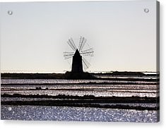 Marsala - Sicily Acrylic Print