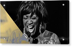 Patti Labelle Collection Acrylic Print