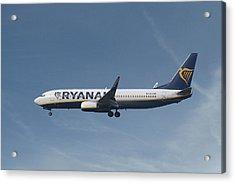 Ryanair Boeing 737-8as  Acrylic Print