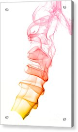 smoke XIX Acrylic Print