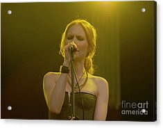 The Cardigans Acrylic Print