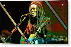 Tracy Chapman Collection Acrylic Print