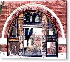 Window Series Acrylic Print by Ginger Geftakys