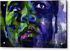 60 Ali By Nixo Acrylic Print