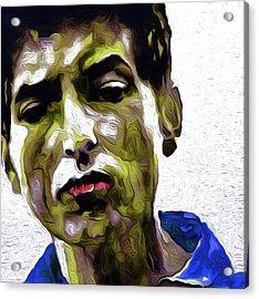 61 Bob Dylan Acrylic Print