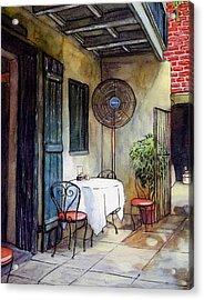 61 Acrylic Print by John Boles
