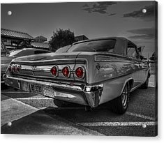 '62 Impala Ss 001 Acrylic Print