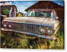 63 Impala Acrylic Print