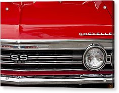 65 Chevelle Acrylic Print