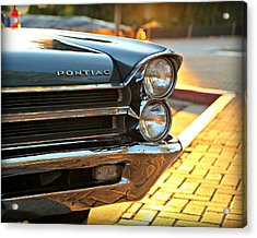 '65 Pontiac Acrylic Print