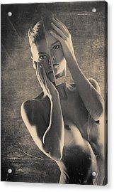 6908 Acrylic Print by Riccardo Liporace