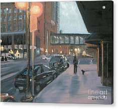 6th And Sibley Acrylic Print
