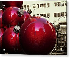 6th Avenue Acrylic Print by JAMART Photography