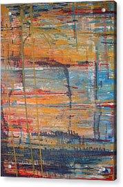 7-4-miami Acrylic Print by Jared  Kocak