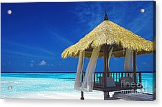 Beach Collection Acrylic Print