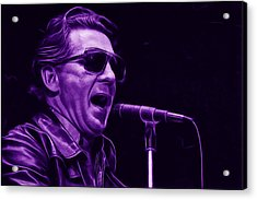 Jerry Lee Lewis Collection Acrylic Print