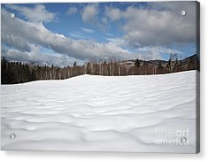 Kancamagus Highway - White Mountains New Hampshire Usa Acrylic Print by Erin Paul Donovan