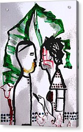 Kintu And Nambi Poster Acrylic Print