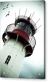 Lighthouse Acrylic Print by Joana Kruse
