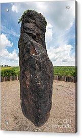 Menhir Stone Shepherd Acrylic Print