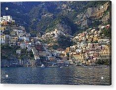 Positano - Amalfi Coast Acrylic Print