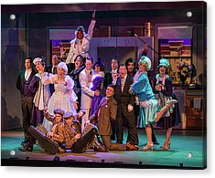 The Drowsy Chaperone 2017 Acrylic Print
