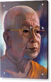 Untitled Acrylic Print by Chonkhet Phanwichien