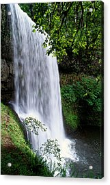 View Of Oregon Acrylic Print by Greg Vaughn - Printscapes