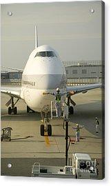 747 Jumbo Jet Acrylic Print