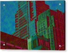 7971 Acrylic Print by Jim Simms