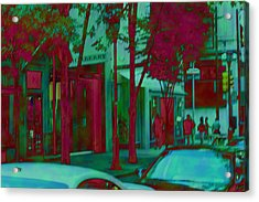 7975 Acrylic Print by Jim Simms