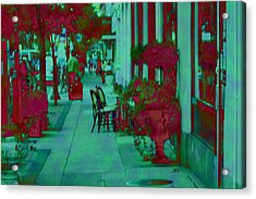 7976 Acrylic Print by Jim Simms