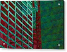 7985 Acrylic Print by Jim Simms